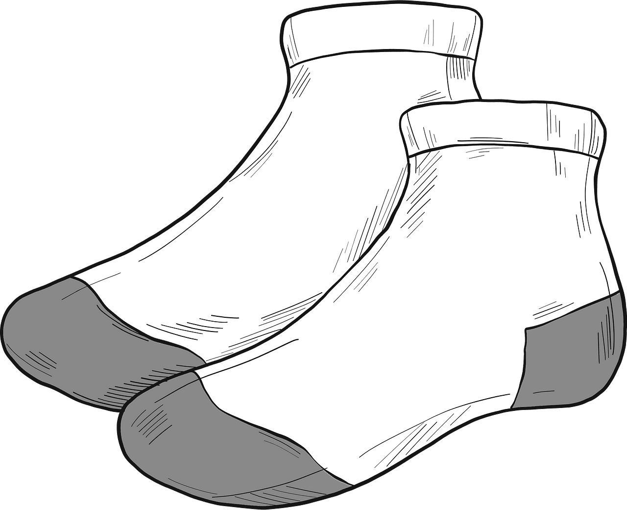 Socks clipart transparent download