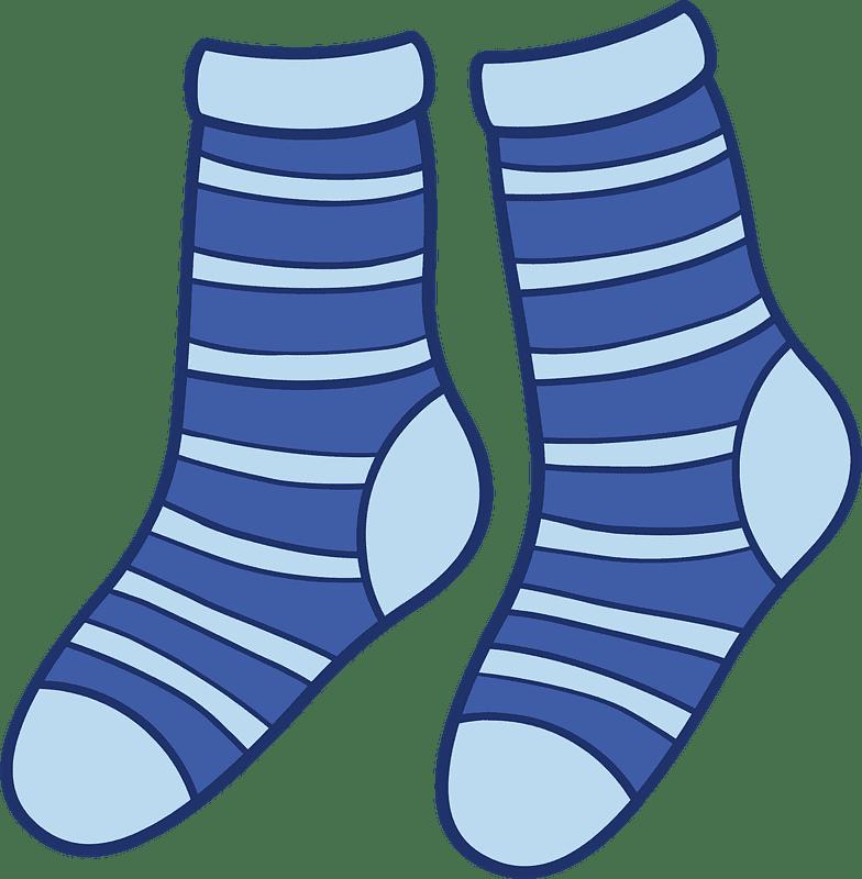 Socks clipart transparent free