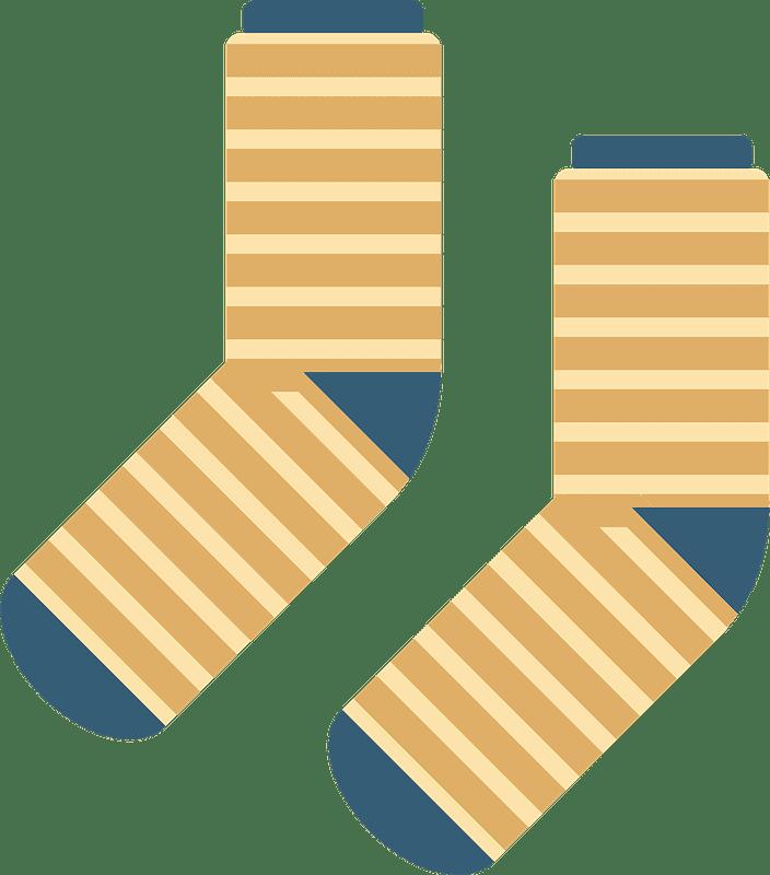 Socks clipart transparent image