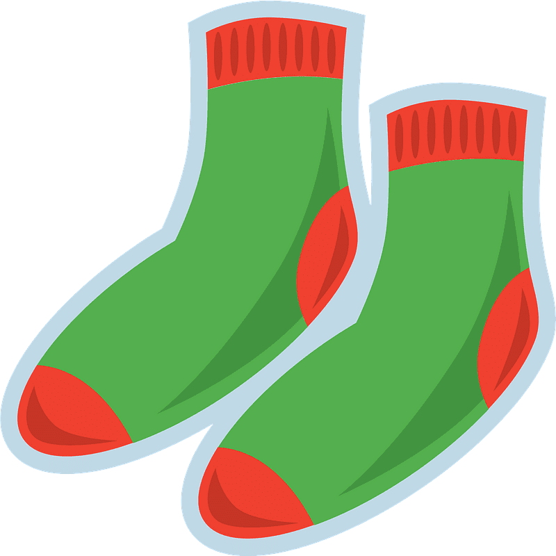 Socks clipart transparent png