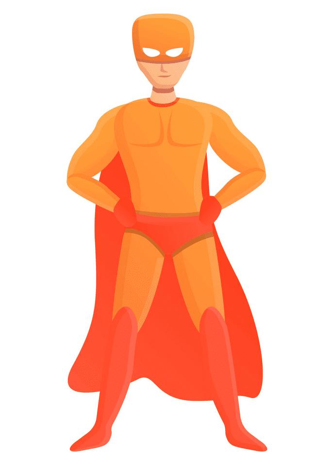 Superhero clipart free images
