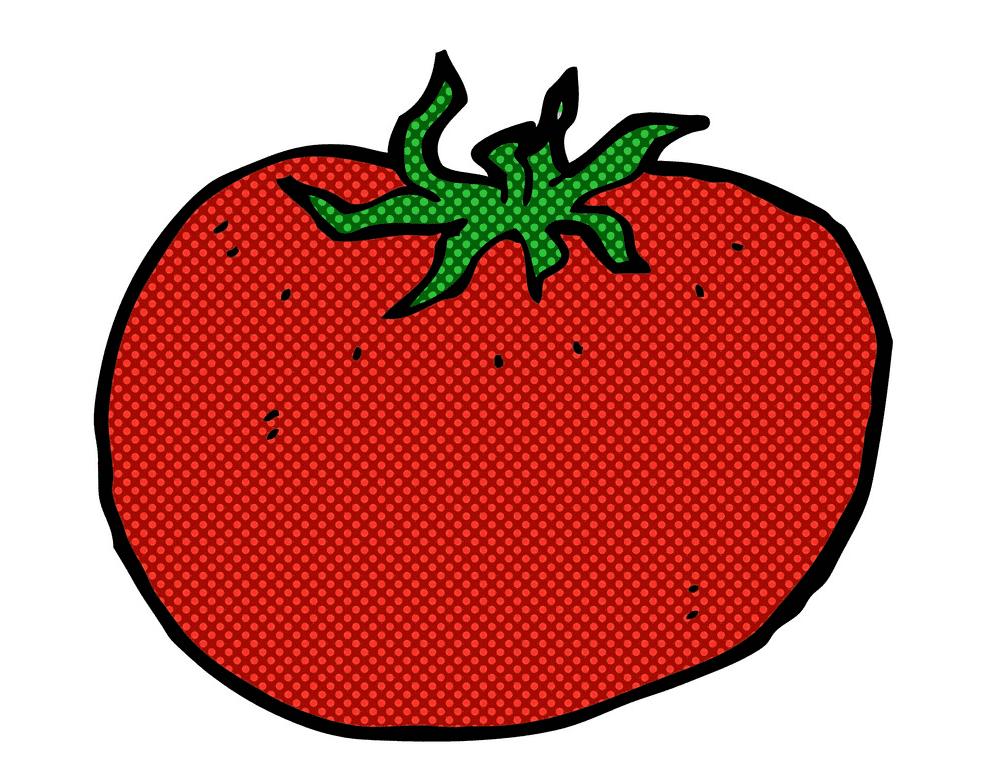 Tomato clipart 7