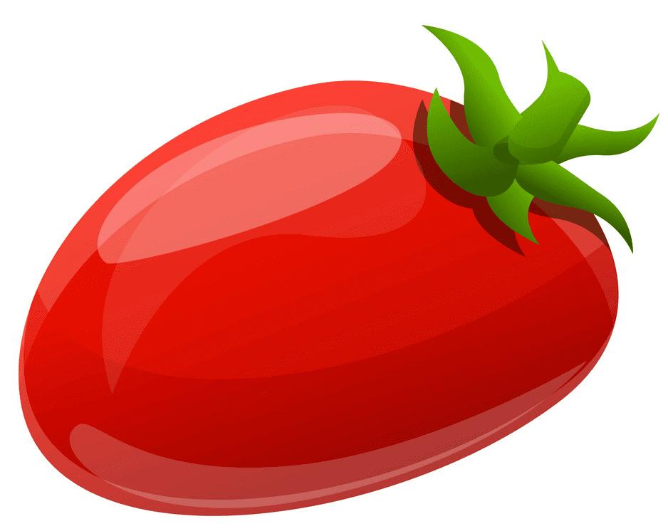 Tomato clipart 9