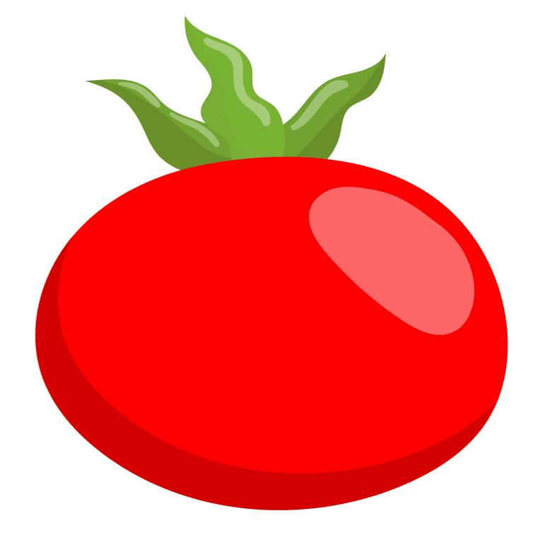 Tomato clipart free picture