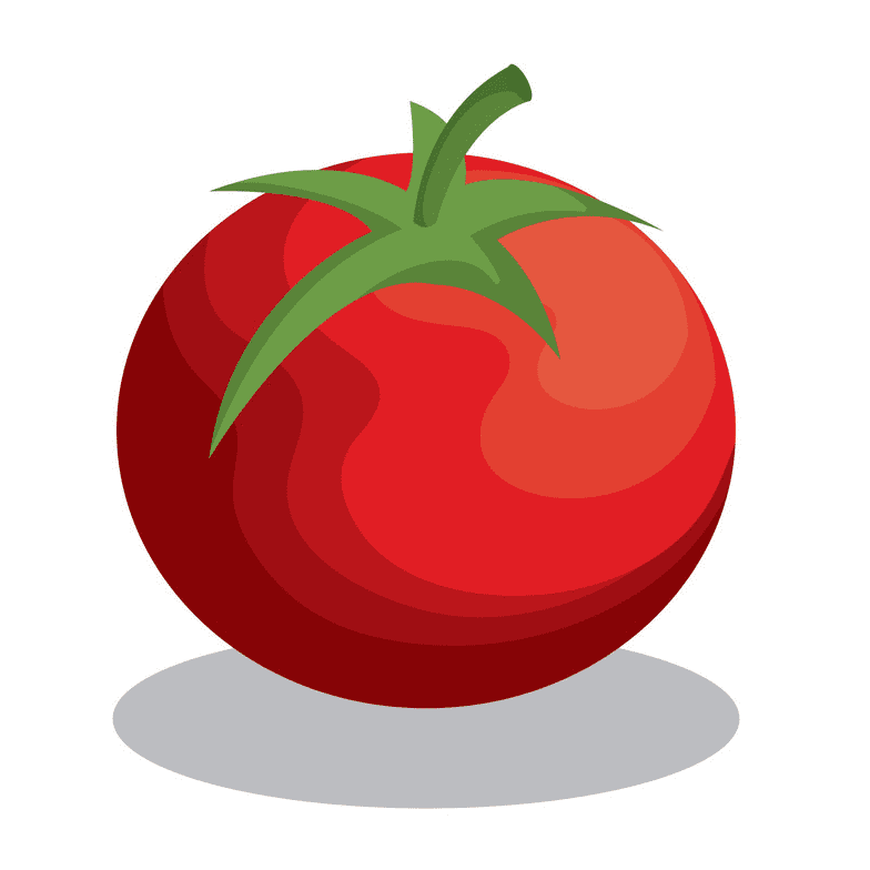 Tomato clipart png 10