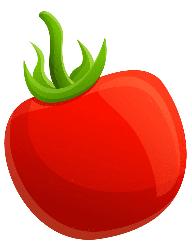 Tomato clipart png 3