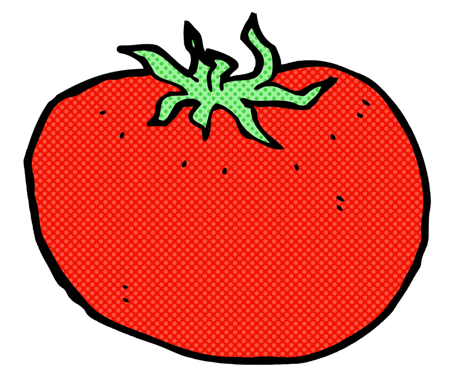 Tomato clipart png 4