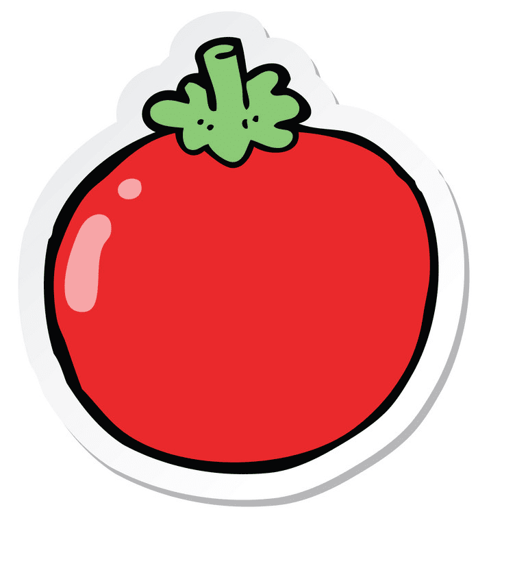 Tomato clipart png 5