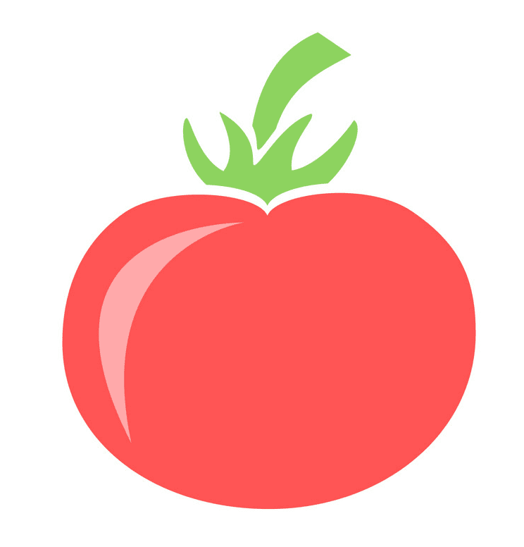 Tomato clipart png 6