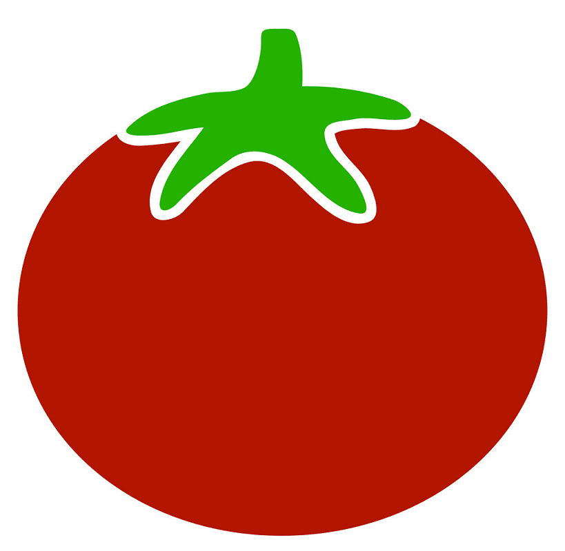 Tomato clipart png 9