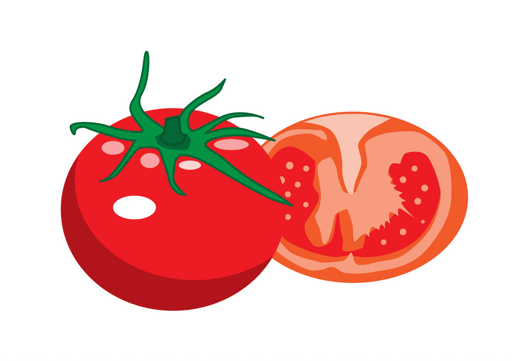 Tomato clipart png free