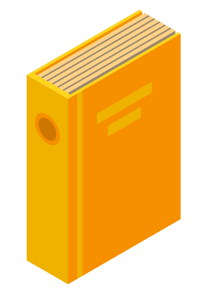 Yellow Folder clipart png free
