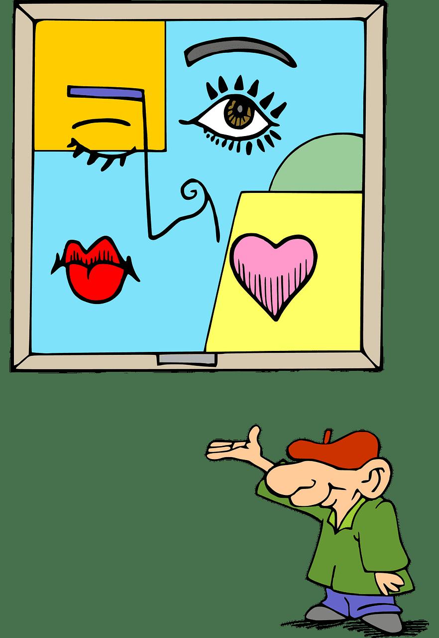 Artist clipart transparent for kid