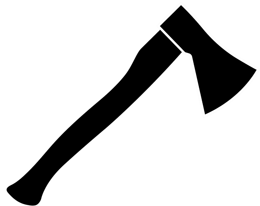Axe clipart free picture