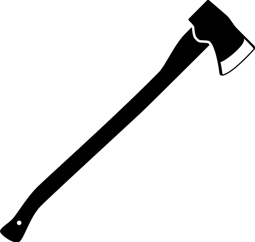 Axe clipart png for kids