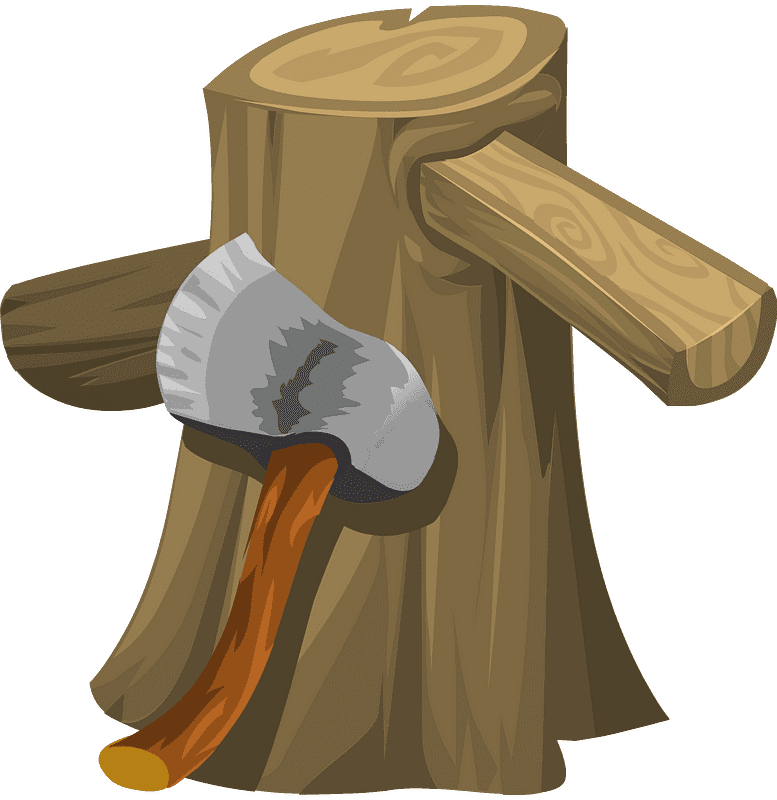 Axe clipart transparent background 5