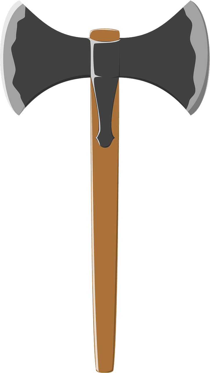 Axe clipart transparent background