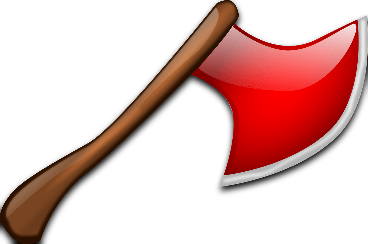 Axe clipart transparent free