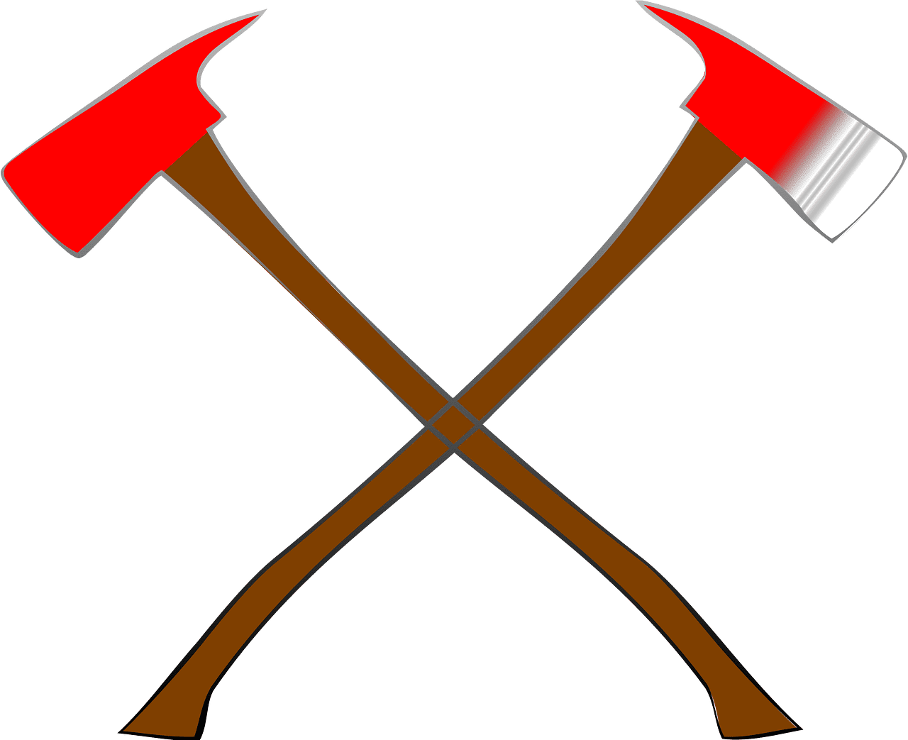 Axes clipart transparent free