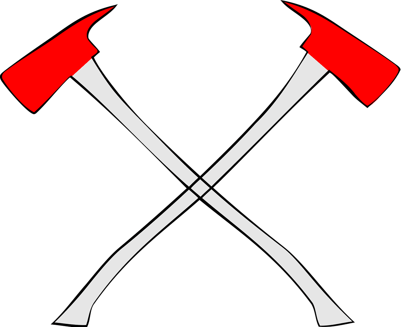 Axes clipart transparent