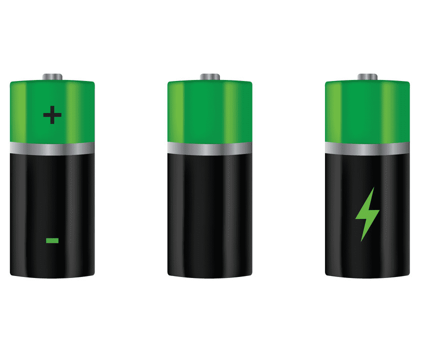 Battery clipart for free