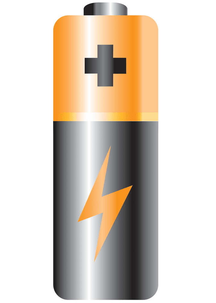 Battery clipart free
