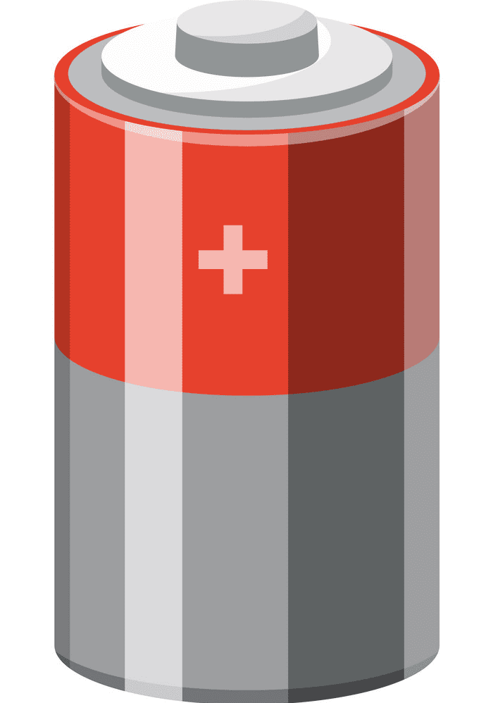 Battery clipart png for kids