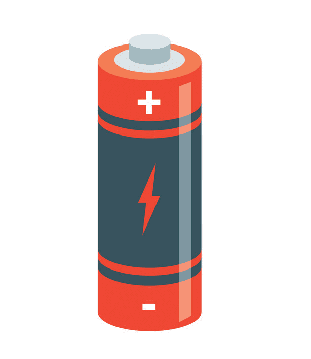 Battery clipart png free