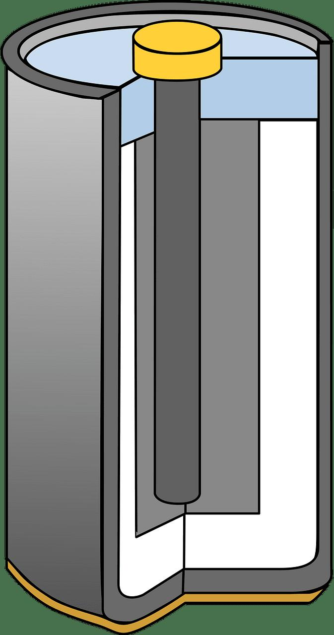 Battery clipart transparent 10