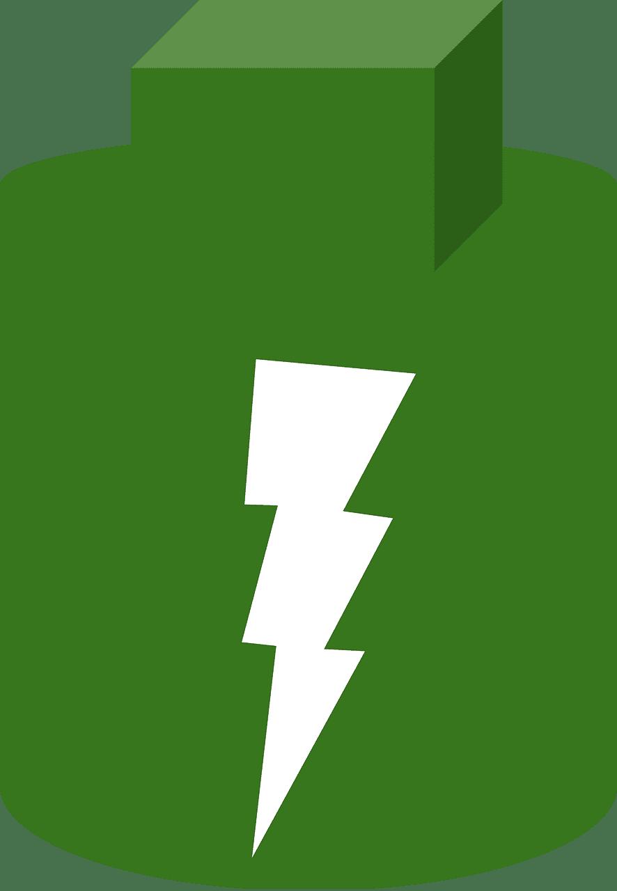 Battery clipart transparent 13