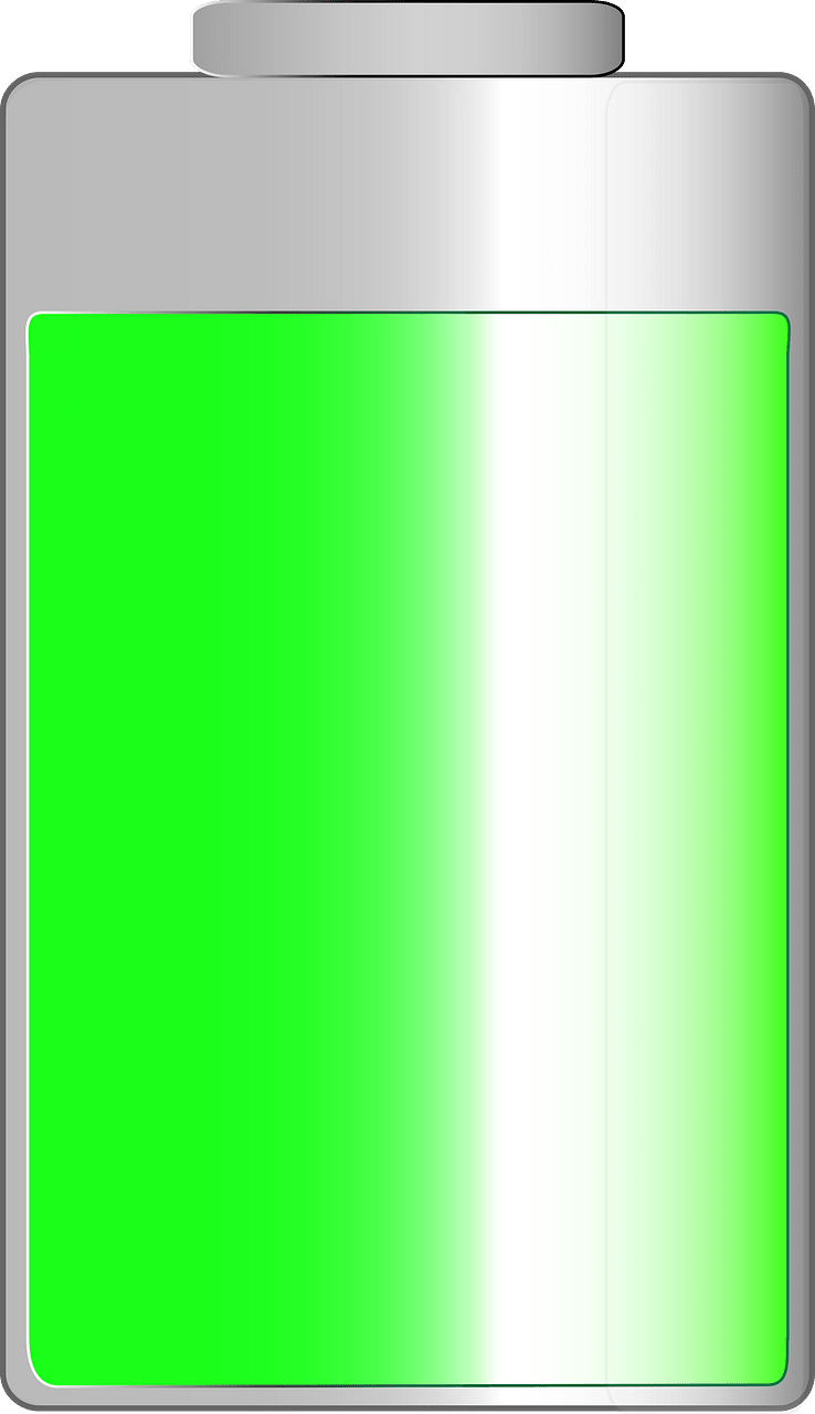 Battery clipart transparent 14