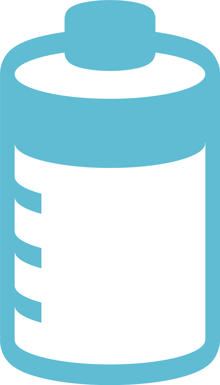 Battery clipart transparent 5