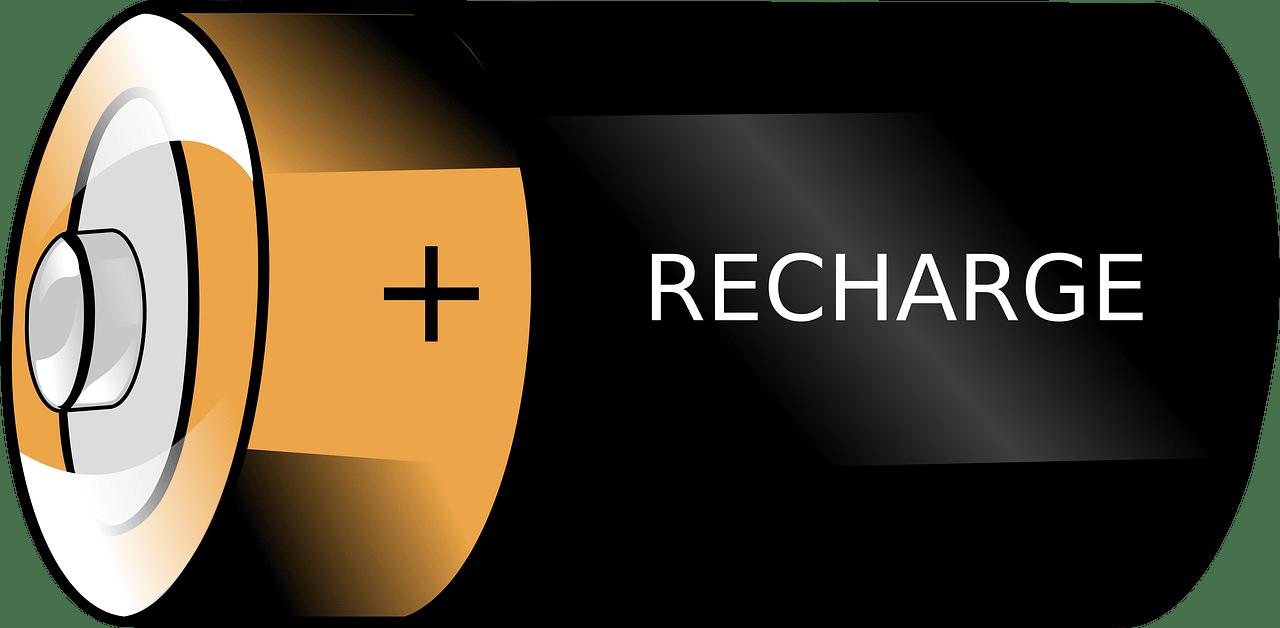 Battery clipart transparent 7