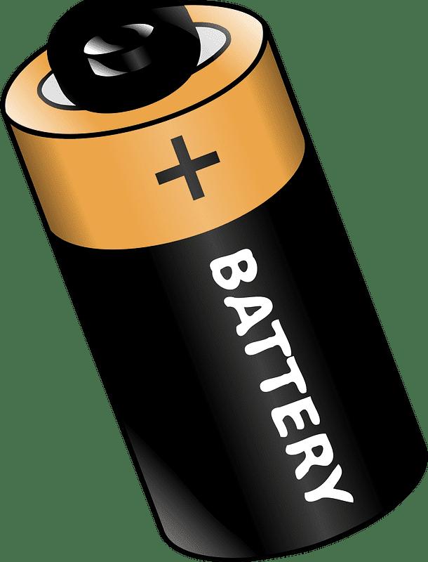 Battery clipart transparent 9