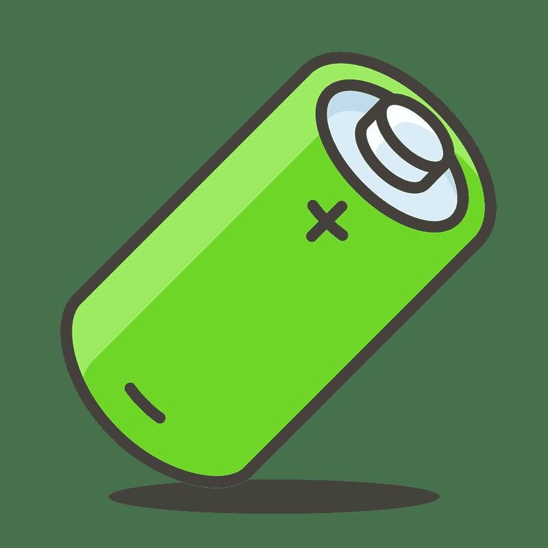 Battery clipart transparent background 2