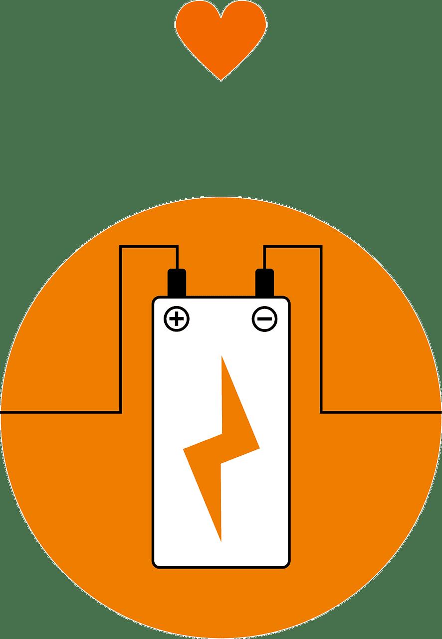 Battery clipart transparent background 4