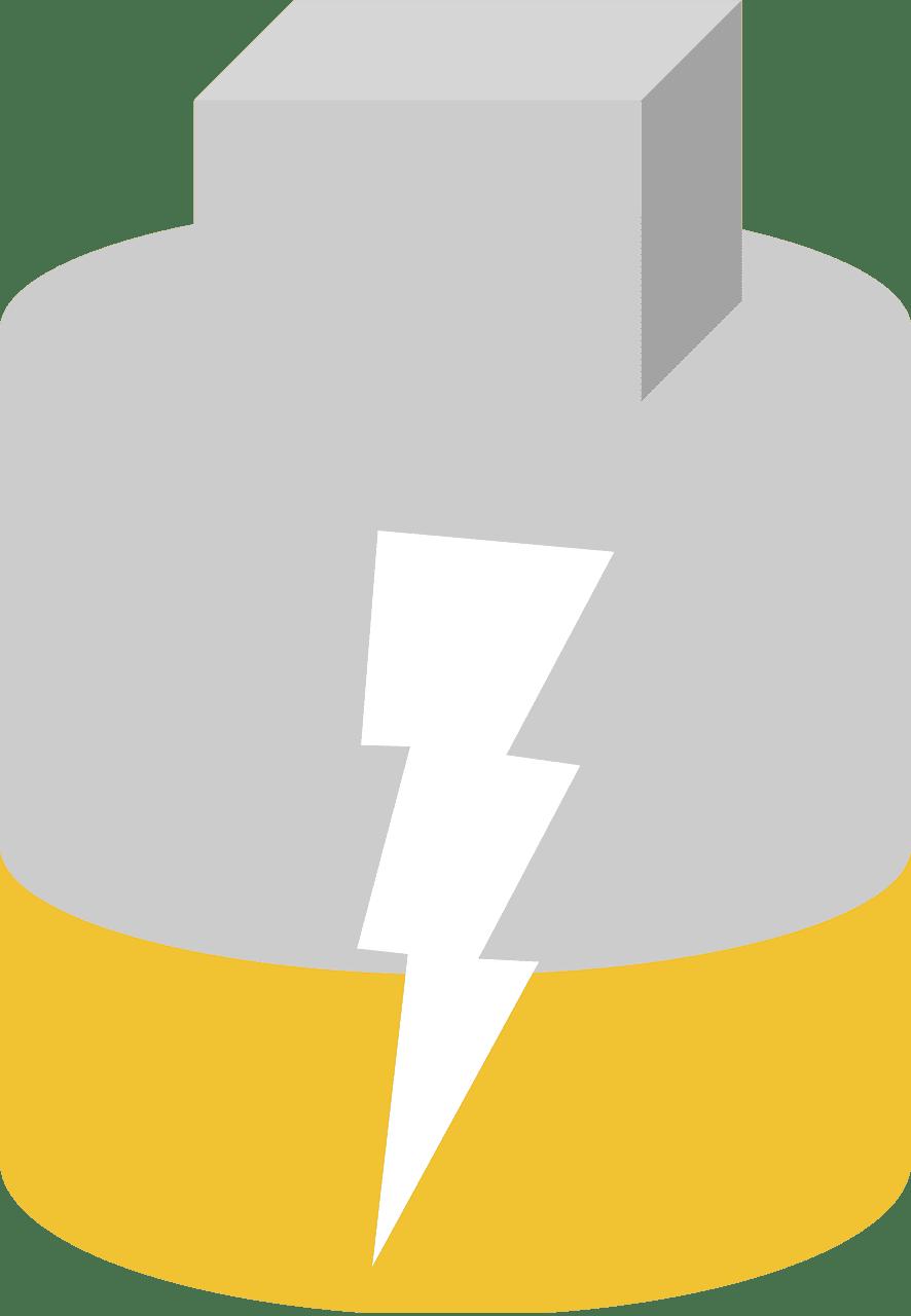 Battery clipart transparent background 7