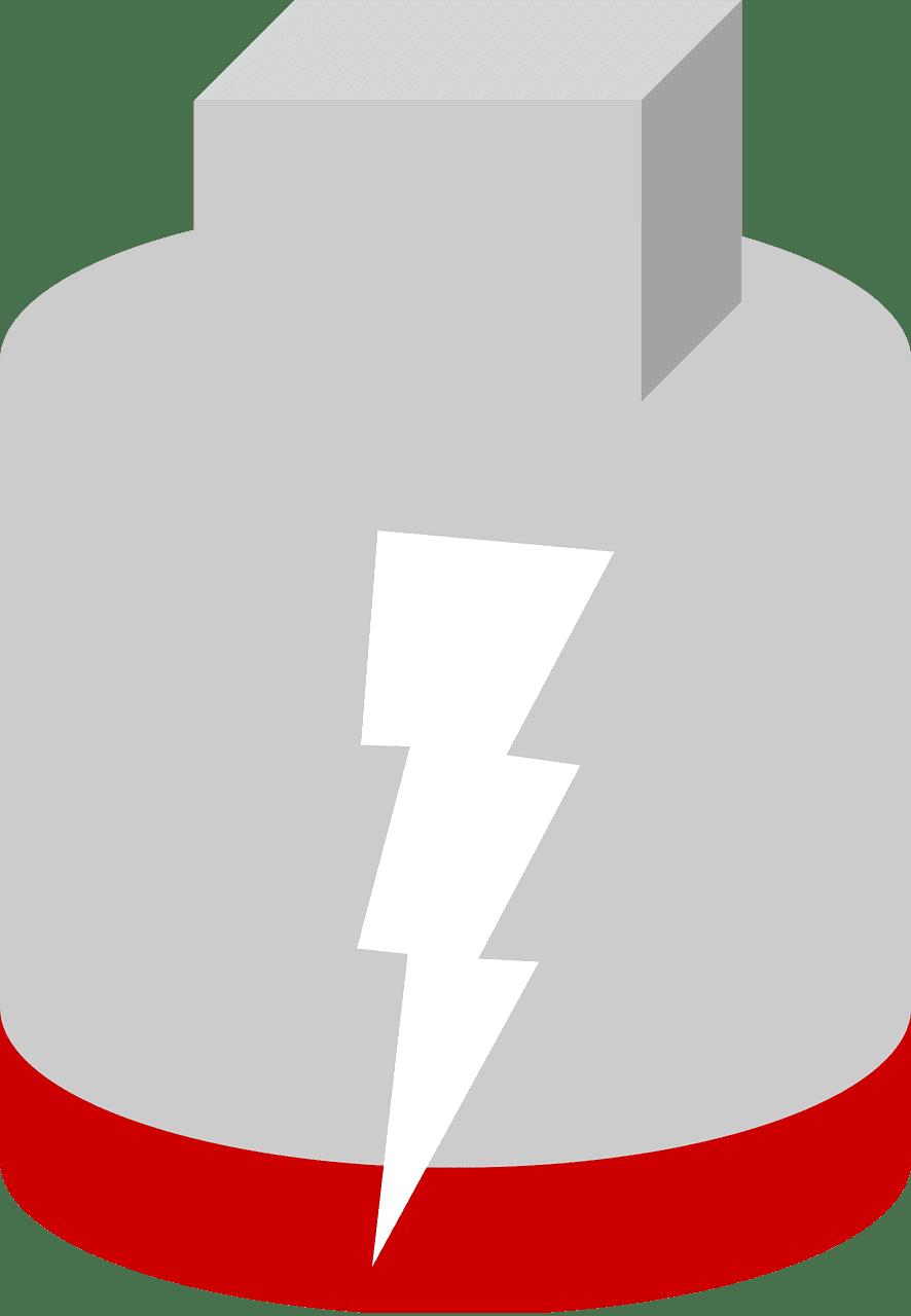Battery clipart transparent background 8