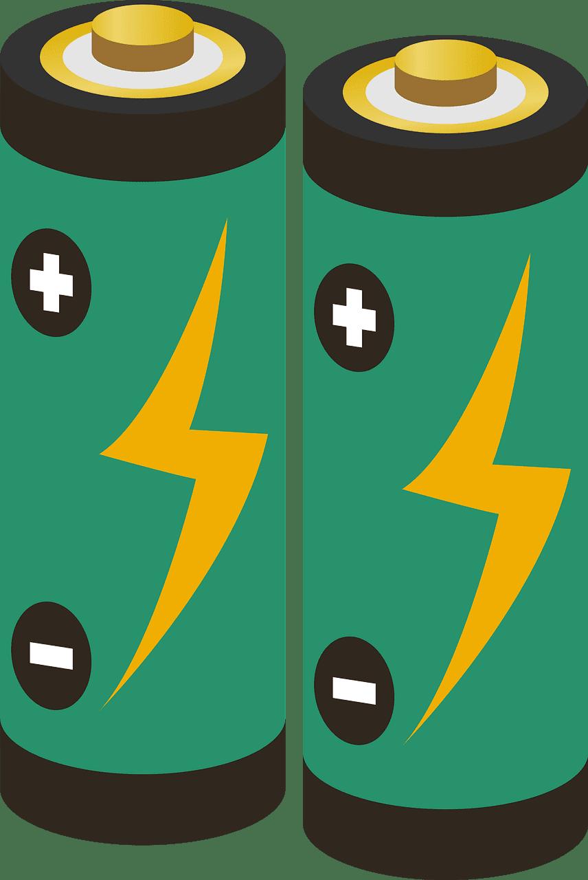 Battery clipart transparent background 9