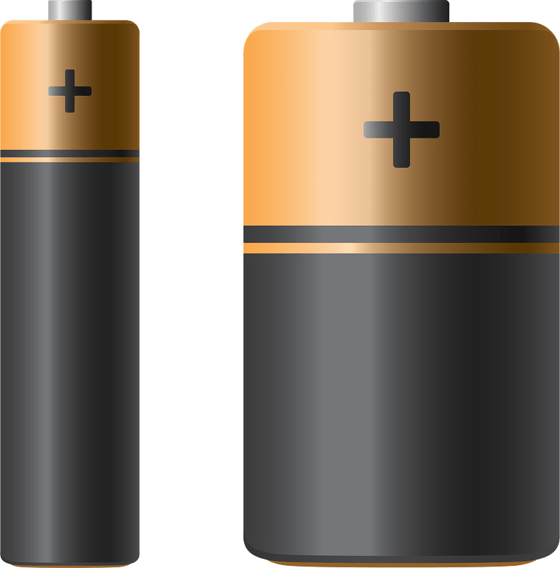 Battery clipart transparent image