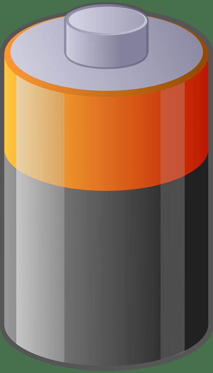 Battery clipart transparent images