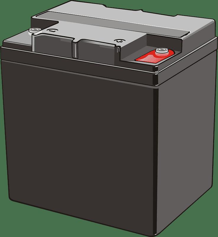 Battery clipart transparent picture