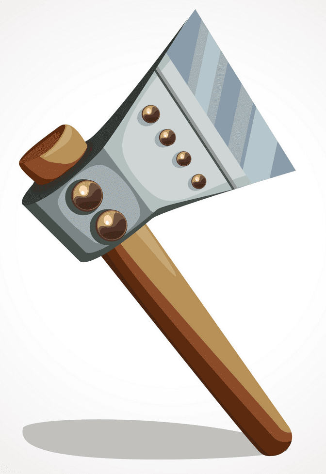 Battle Axe clipart png free