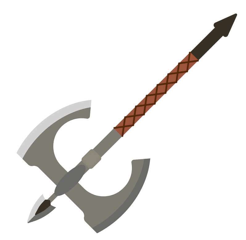 Battle Axe clipart png picture