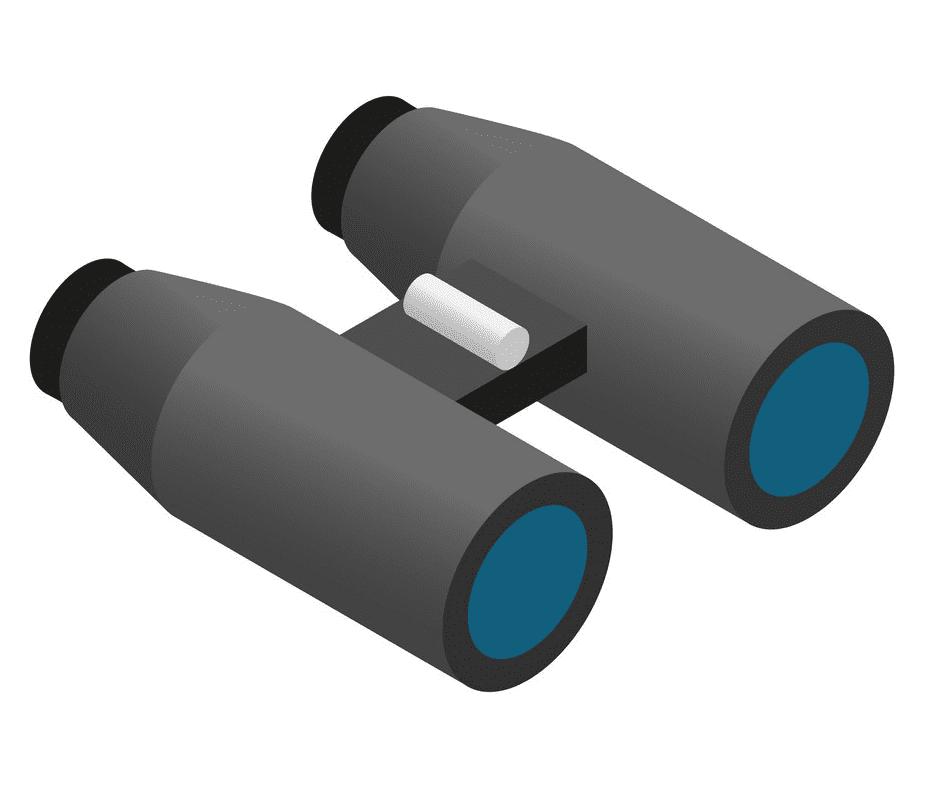 Binoculars clipart 10