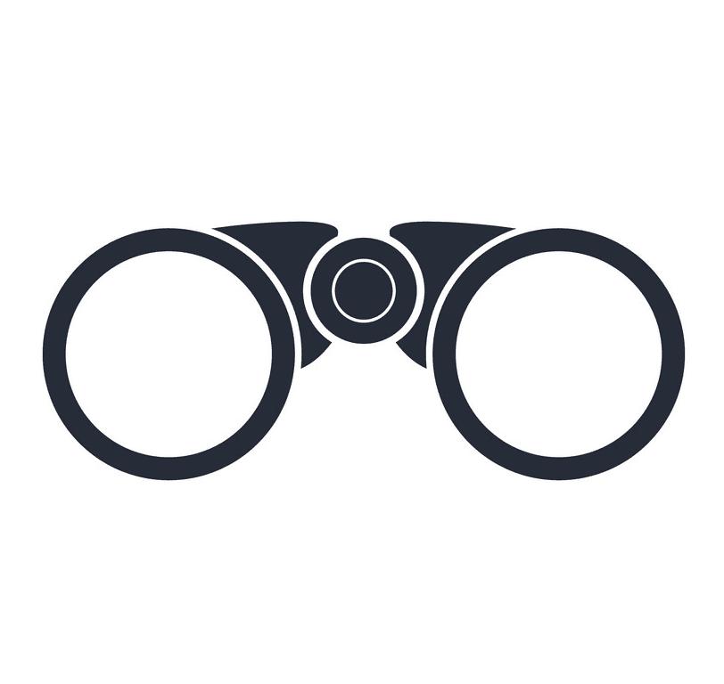 Binoculars clipart download
