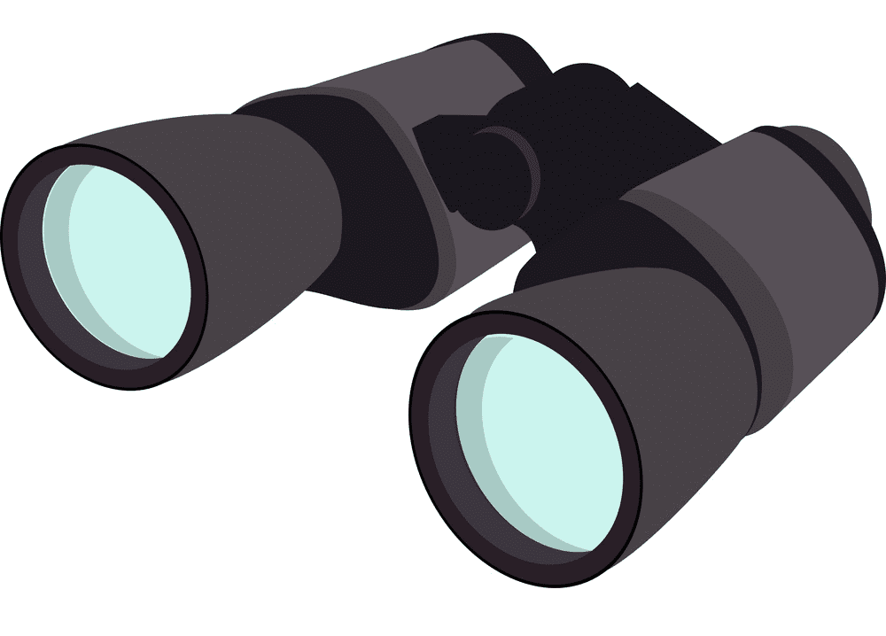 Binoculars clipart for free