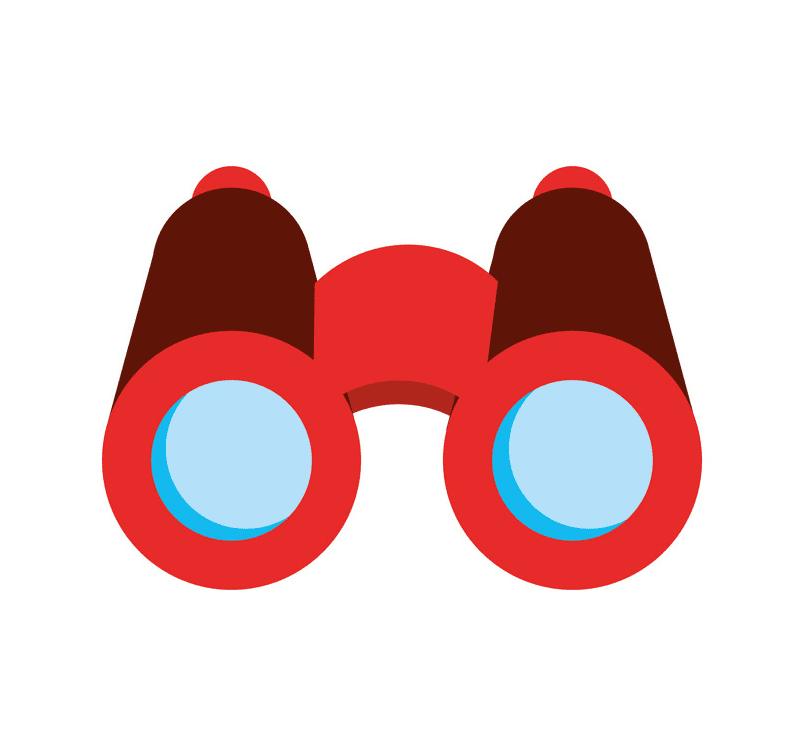 Binoculars clipart free 2