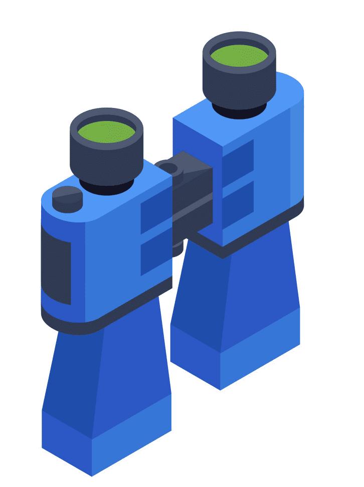 Binoculars clipart free 5