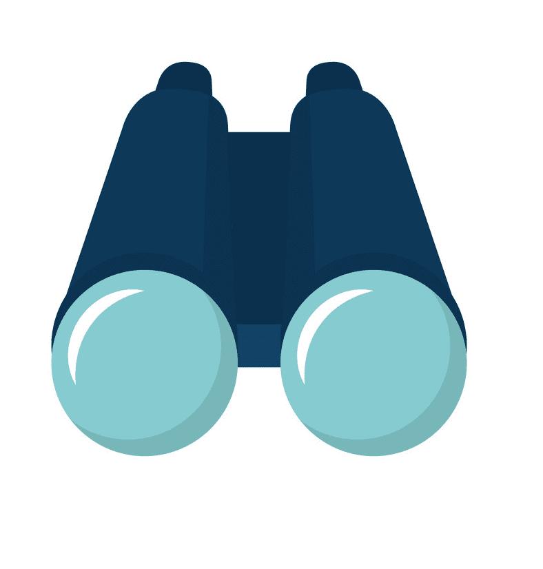Binoculars clipart free 6